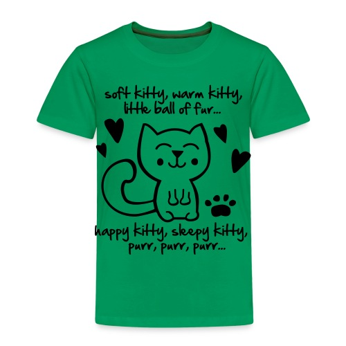 Soft kitty - Kids' Premium T-Shirt