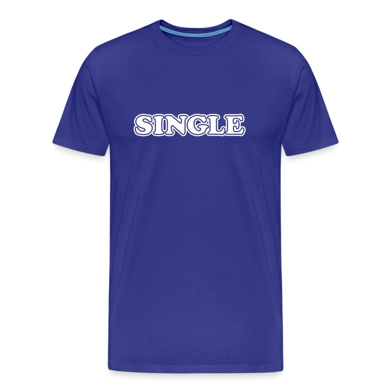 Single tshirt - Mannen Premium T-shirt