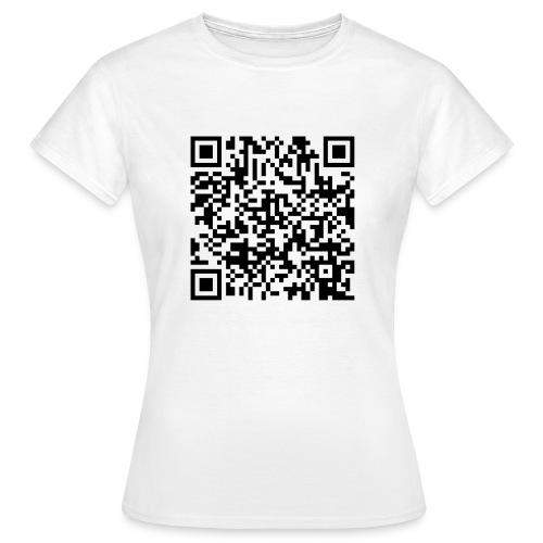 Kurzarm-Shirt nadelspiel - Frauen T-Shirt