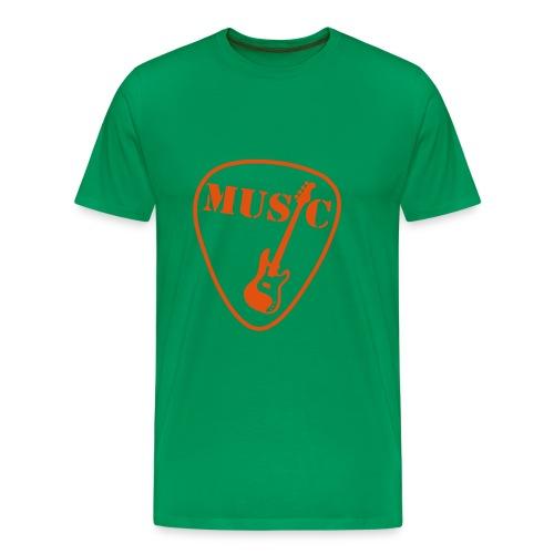 Plectrum T-Shirt - Men's Premium T-Shirt