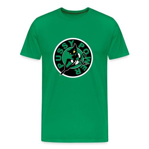 Pussy-T-Shirt - Männer Premium T-Shirt