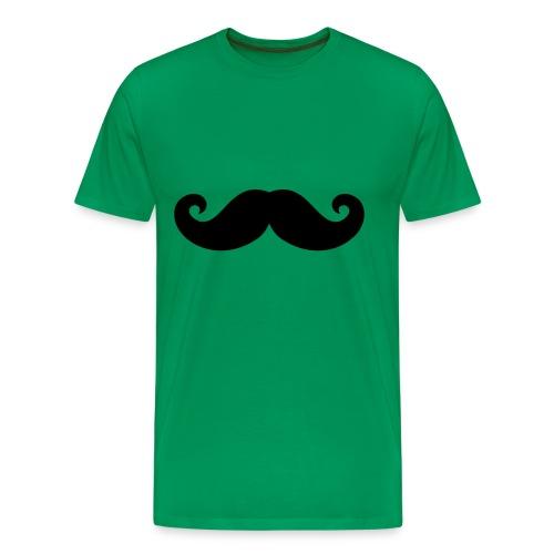 Moustache Homme - T-shirt Premium Homme