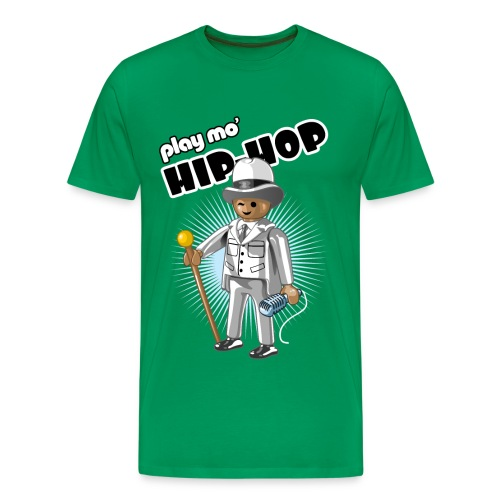 Play more Hip-hop - T-shirt Premium Homme