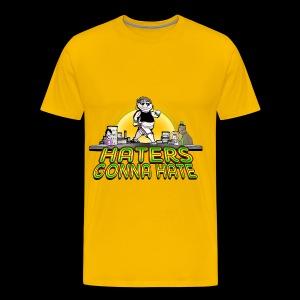 Haters Shirt - Maglietta Premium da uomo