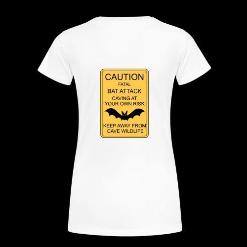 Bat attack - Maglietta Premium da donna