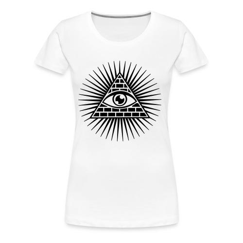 like a boss  - Vrouwen Premium T-shirt