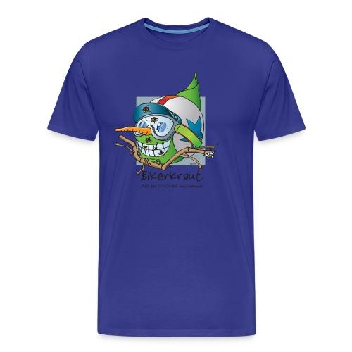 Bikerkraut - Mens - Color - Männer Premium T-Shirt