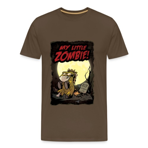 My little Zombie - Männershirt - Männer Premium T-Shirt