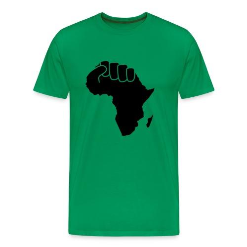 africa power - Männer Premium T-Shirt