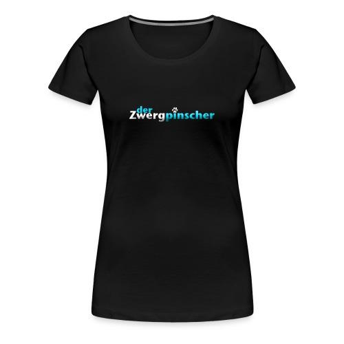 DZP Logo Girls T-Shirt - Frauen Premium T-Shirt