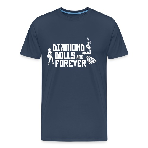 Diamond Dolls - Men's Premium T-Shirt