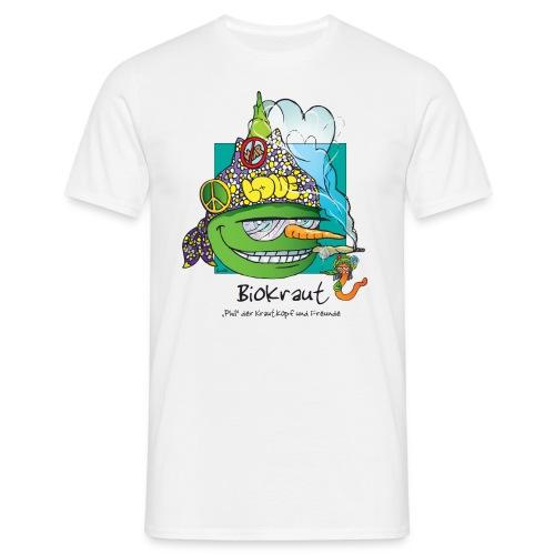 Biokraut - Mens - Color - Männer T-Shirt