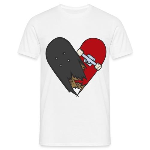 Love Skate - Men's T-Shirt