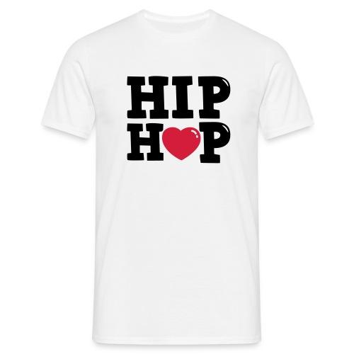 Love Hip Hop - Men's T-Shirt