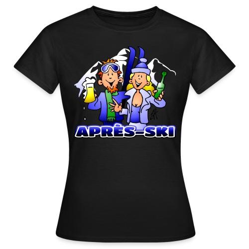 Après-ski - Women's T-Shirt