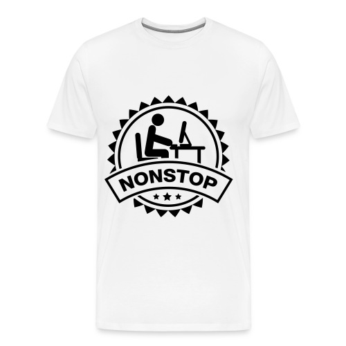 Nonstop Tee - Men's Premium T-Shirt