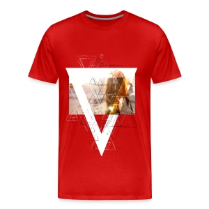 triangle girl - Männer Premium T-Shirt