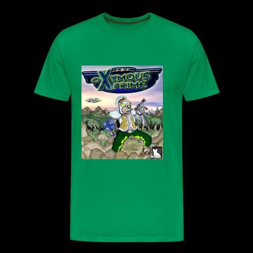 Oxymous Prime Front Shirt - Maglietta Premium da uomo