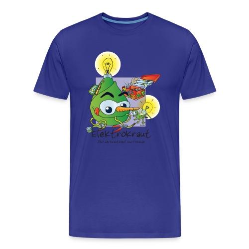 Elektrokraut - Mens - Color - Männer Premium T-Shirt