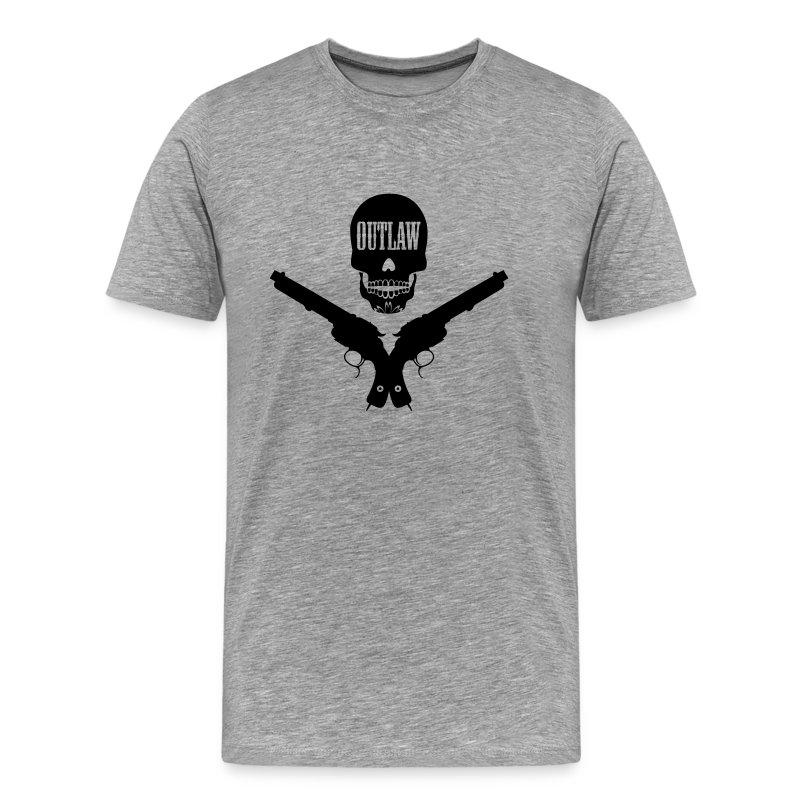 Outlaw shirt - Mannen Premium T-shirt