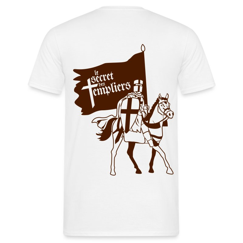 T shirt cavalier templiers tshirt - Plier un t shirt ...