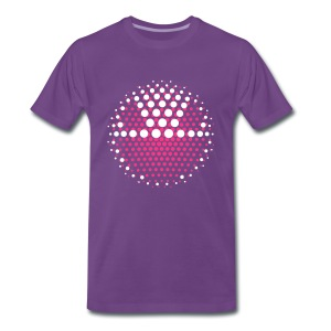 DISCO INFERNO SMILEY III - Männer Premium T-Shirt