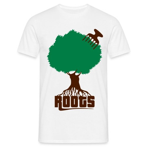 Roots music - T-shirt Homme