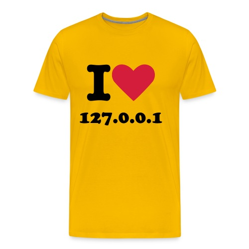 I love Me (Geek version) - Camiseta premium hombre