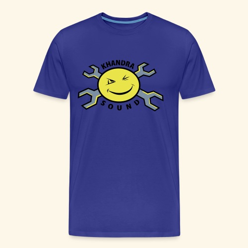 Khandra Sound New Men's Classic T-Shirt - Men's Premium T-Shirt