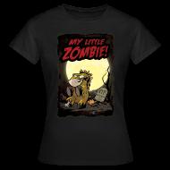 T-Shirts ~ Frauen T-Shirt ~ My little Zombie - Girlieshirt