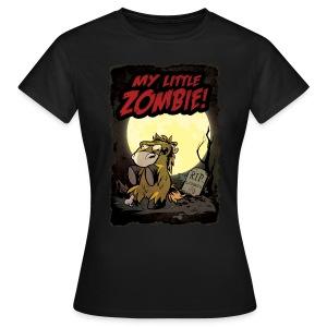 My little Zombie - Girlieshirt - Frauen T-Shirt