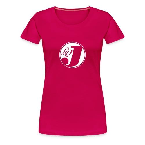 La J - Femme - T-shirt Premium Femme