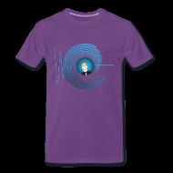 T-Shirts ~ Men's Premium T-Shirt ~ Hollens Blue
