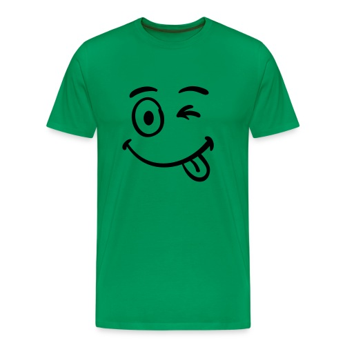Smile! - Men's Premium T-Shirt