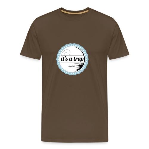 It's a trap - RotJ Memory Shirt - Men's Premium T-Shirt