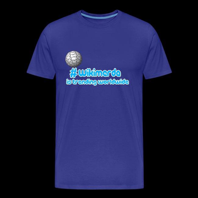 Wikimerda Shirt