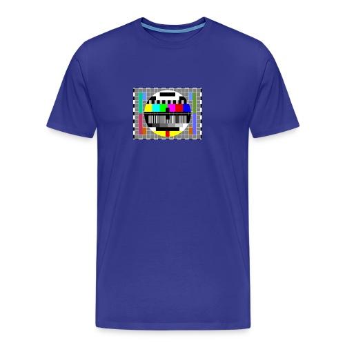 T-skjorte - Testbilde - Premium T-skjorte for menn
