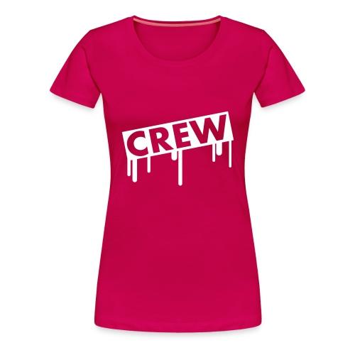 DKU-CREW - Women's Premium T-Shirt