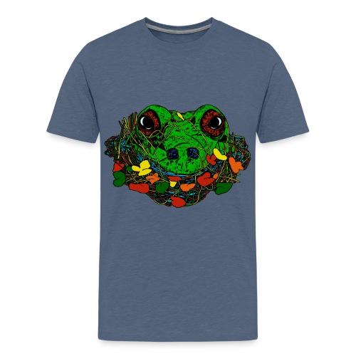 teenager T-shirt met kikker - Teenager Premium T-shirt