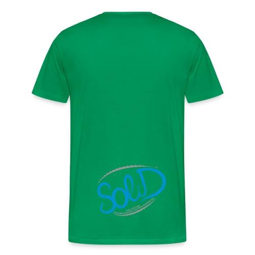 Ride DH - Mannen Premium T-shirt
