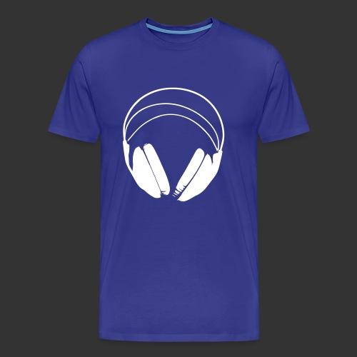 *FAVORI* T-Shirt casque podradio - T-shirt Premium Homme