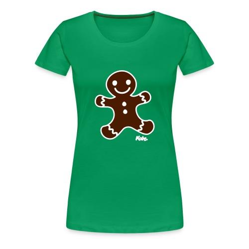 Lebkuchen - Frauen Premium T-Shirt