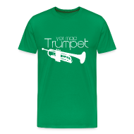 T-Shirts ~ Men's Premium T-Shirt ~ Yer Mad Trumpet