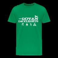 T-Shirts ~ Men's Premium T-Shirt ~ The Govan Daylights