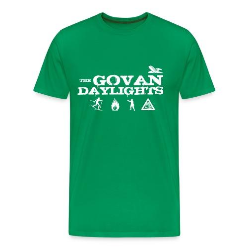 The Govan Daylights - Men's Premium T-Shirt