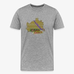 Vienna Beach | T-Shirt | Men - Männer Premium T-Shirt