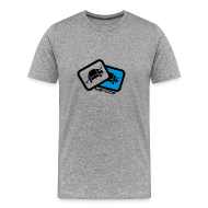 T-Shirts ~ Men's Premium T-Shirt ~ Banoop Tags T-Shirt
