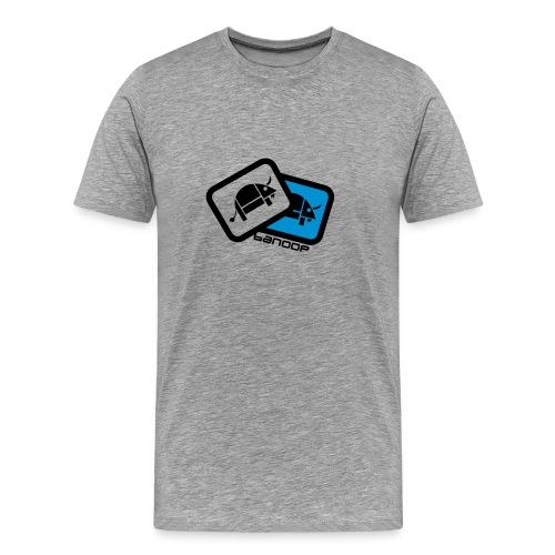 Banoop Tags T-Shirt - Men's Premium T-Shirt