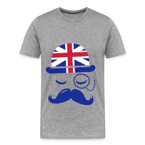 We Are British-Male - Men's Premium T-Shirt