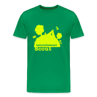 Tee shirts ~ T-shirt Premium Homme ~ Naturellement Scout